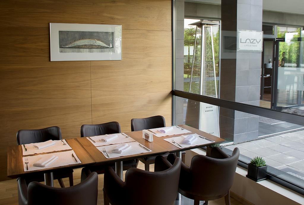 Резервация в ресторант Lazy