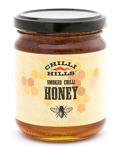 Smoked chilli honey