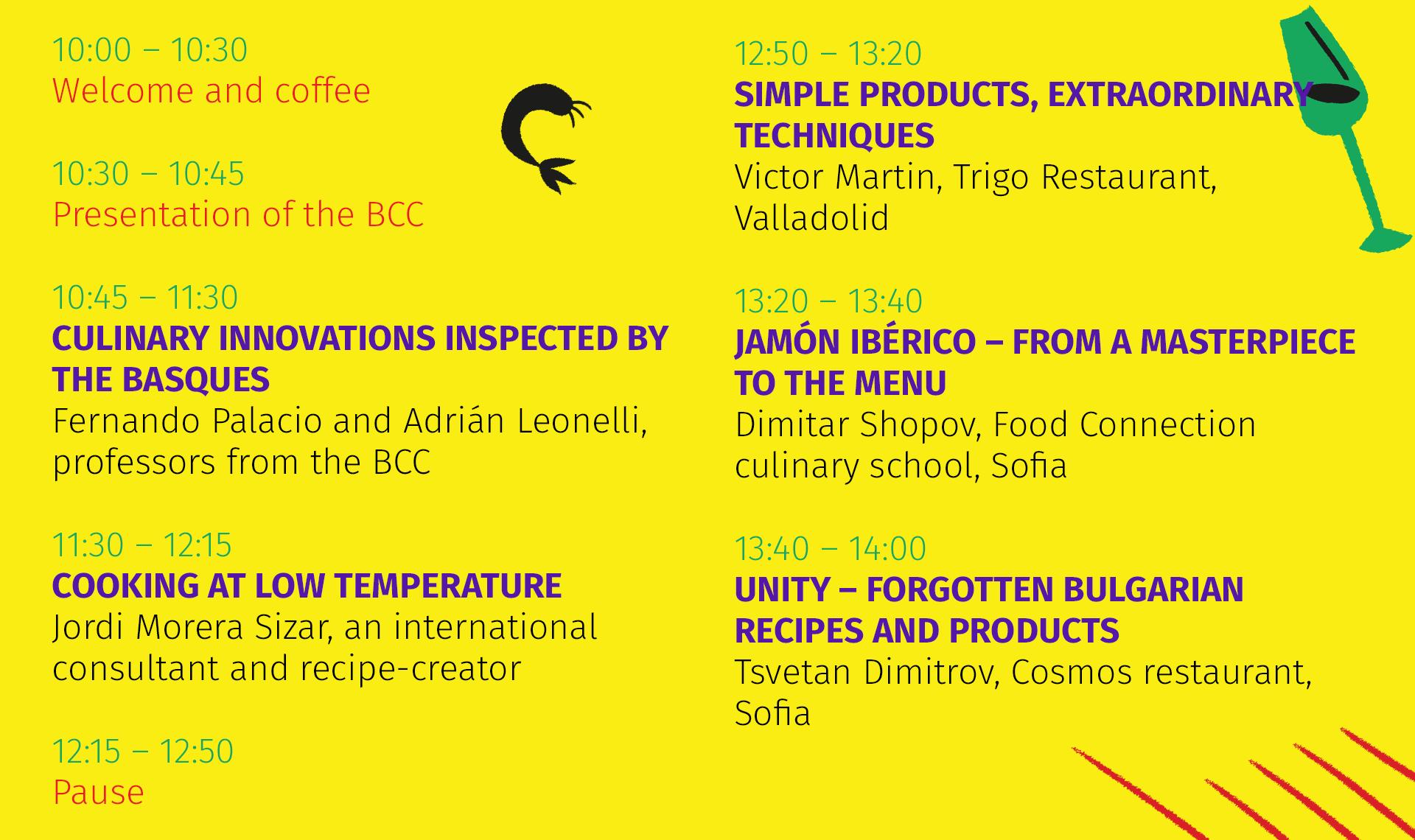 Program Restaurant of the Year 2018
